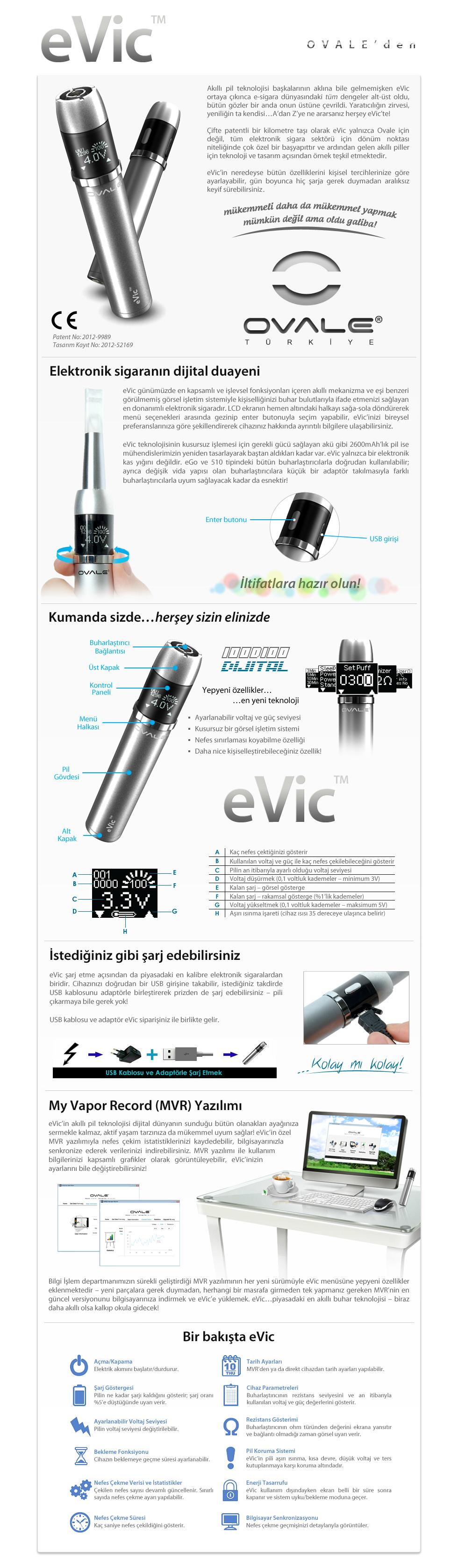elektronik sigara, esigara, e, sigara, buhar, mod, apv, ovale, joyetech, evic
