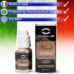 TOBACCO Black Riserva (Ekstra Aromalı) 9mg image 1