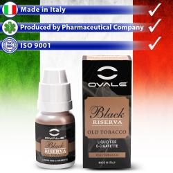 TOBACCO Black Riserva (Ekstra Aromalı) 0mg image 1