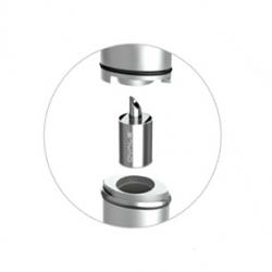 elips-C Model Modifiye Çiftli Takım (Gümüş) image 5