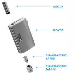 eGrip Kutu Mod Set (Gümüş) image 2
