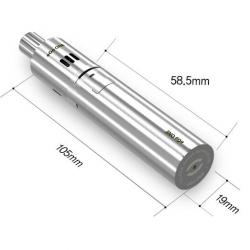 eGo One 1100mAh Tekli Takım (Gümüş) image 8