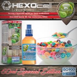 VARIOUS Natura Special 60ml Cereal Blast (Karışık Meyveli Mısır Gevreği, Süt) 3mg image 1