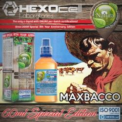 TOBACCO Natura Special 60ml Maxbacco (Orta Sertlikte Marlboro Tütünü, Gizli/Sürpriz Bir Aroma) 18mg image 1