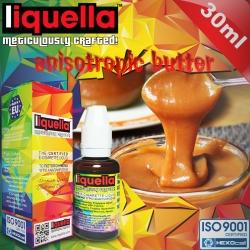 AROMATIC Liquella 30ml Anisotropic Butter (Karamel, Tereyağı, Tuz, Vanilya) 3mg image 1