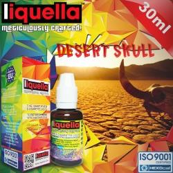 TOBACCO Liquella 30ml Desert Skull (Türk Tütünü, Parlak Yaprak Virjinya Tütünü, Burley Tütün, Shade Tütün, Perique Tütün, Latakia Tütün, Sarı Tütün, Bal, Baharat) 3mg image 1
