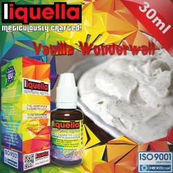 AROMATIC Liquella 30ml Vanilla Wonderwall (Tahiti Vanilyası, Meksika Vanilyası, Madagaskar Vanilyası) 6mg image 1