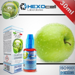 FRUITY HEXOcell / Natura 30ml Green Apple (Yeşil Elma) 6mg image 1
