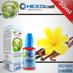 AROMATIC HEXOcell / Natura 30ml Vanilla Bourbon (Ekstra Yoğun Madagaskar Vanilyası) 0mg image 1