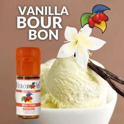 AROMATIC 10ml FlavourArt DIY Aroma - Vanilla Bourbon (Orta Sertlikte Vanilya) image 1