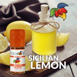 VARIOUS 10ml FlavourArt DIY Aroma - Lemon Sicily (Limoncello/Limon Likörü) image 1