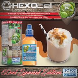 VARIOUS Natura Special 60ml Milk & Caramel (Karamelli Milkshake) 3mg image 1