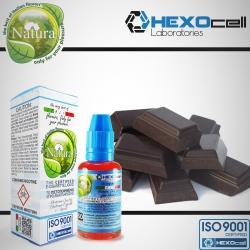 AROMATIC HEXOcell / Natura 30ml Chocolate (1. Sınıf Belçika Sütlü Çikolatası) 9mg image 1