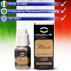 TOBACCO Black Old Tobacco (Yıllanmış Tütün) 9mg image 1