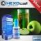 VARIOUS HEXOcell / Natura 30ml Apple Sparkle (Gazlı Yeşil Elma İçeceği, Hafif Nane) 6mg thumbnail 1