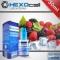 FRUITY HEXOcell / Natura 30ml Frozen Fruits (Kuşburnu, Ahududu, Frenk Üzümü, Böğürtlen, Yaban Mersini, Mentol) 3mg thumbnail 1