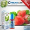 FRUITY HEXOcell / Natura 30ml Strawberry (Çilek) 6mg thumbnail 1